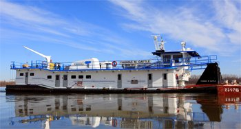 Thompson Power Praises gplink for Work Boat Applications