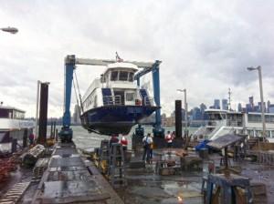 NY Waterways Drydock