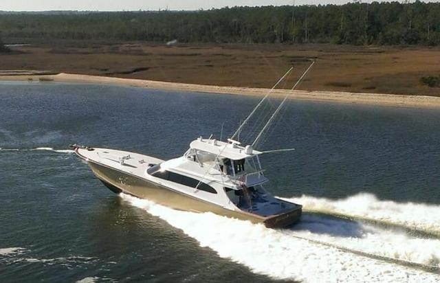 First MTU Powered Boat Monitored by GPLink
