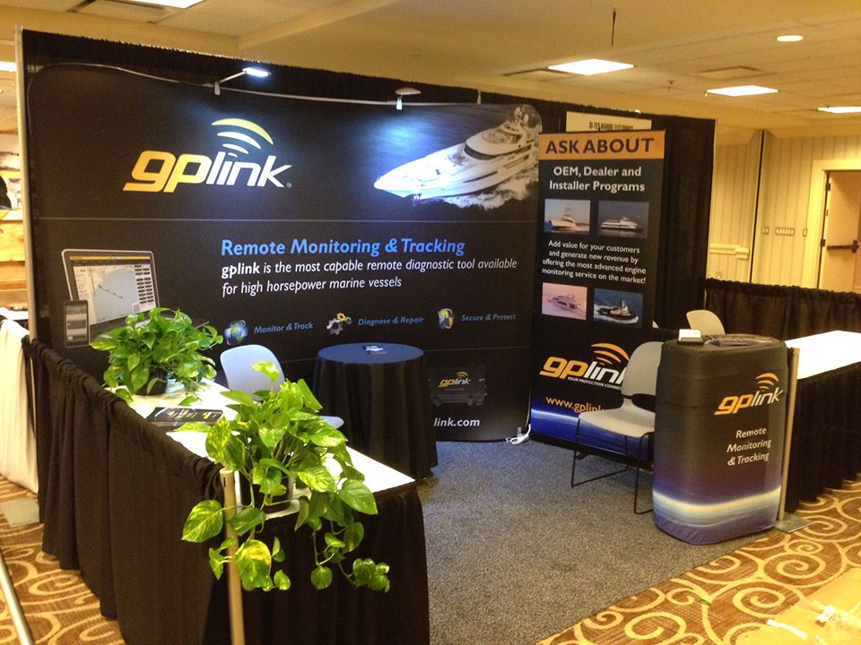 Find GPLink at the 2014 Pacific Marine Expo